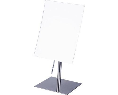 Kosmetikspiegel Form & Style quadratisch freistehend chrom