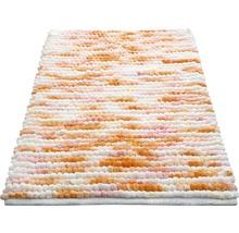 Tapis de bain Spirella Kito 60 x 90 cm orange-thumb-0