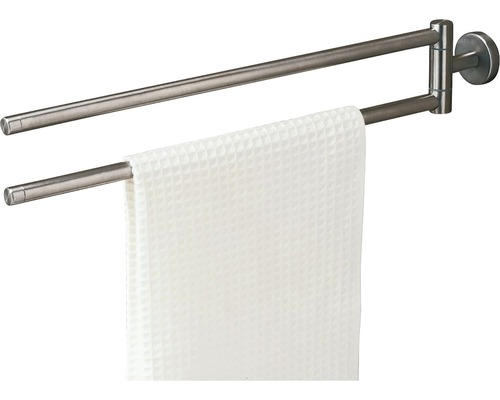 Porte-serviettes double Boston mat