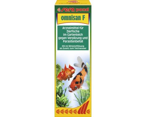 Produit pharmaceutique sera pond omnisan F 250ml