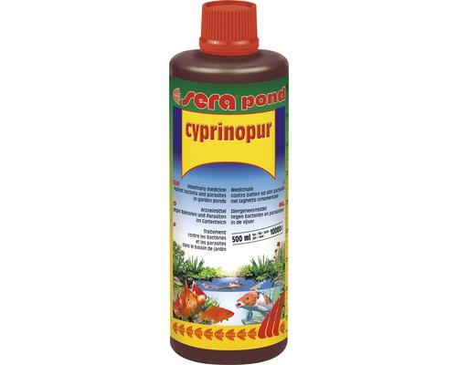 Produit pharmaceutique sera pond Cyprinopur 500 ml