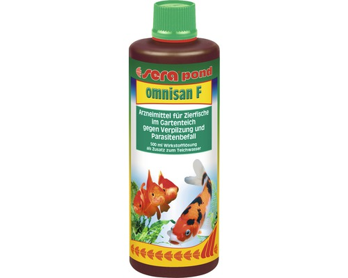 Remède Sera Omnisan F 500ml