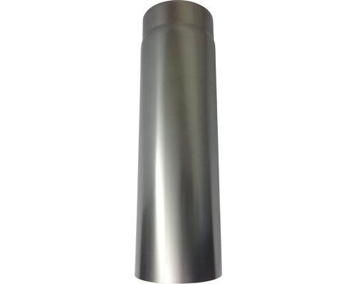 Conduit de poêle Ø 180 mm 1 m rétracté brut
