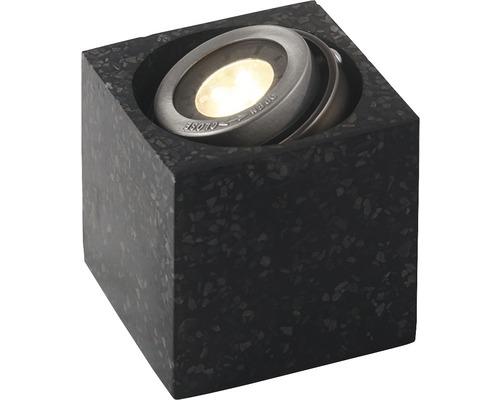Spot LED Lisa 1x Gu5.3/3 W noir