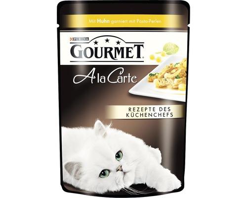 Nourriture humide pour chats, Gourmet A la Carte poulet 85g