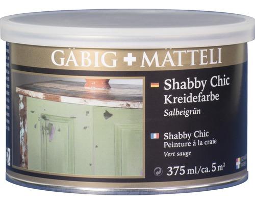 Gäbig+Mätteli Kreidefarbe Salbeigrün 375ml