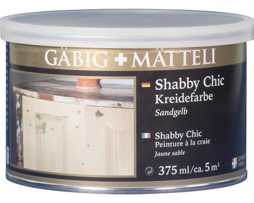 Gäbig+Mätteli Kreidefarbe Sandgelb 375ml