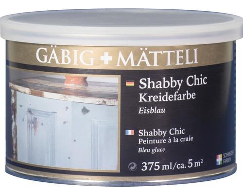 Gäbig+Mätteli Kreidefarbe Eisblau 375ml