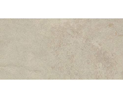 Carrelage pour sol en grès cérame fin New Scout beige 31x62cm