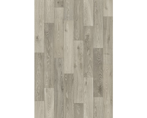 PVC Dark/Talia Fumed Oak grau 400 cm breit (Meterware)