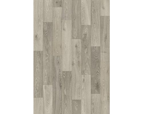 PVC Dark/Talia Fumed Oak grau 400 cm breit (Meterware)