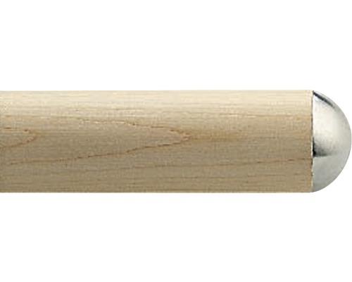 Embouts de main courante laiton mat/chrome Ø 51 mm (pack de 2)