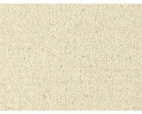 Moquette bouclée Corsia beige largeur 400 cm (marchandise au mètre)