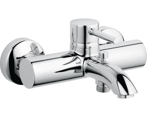Mitigeur monocommande pour lavabo Kludi Bozz 386910576 chrome