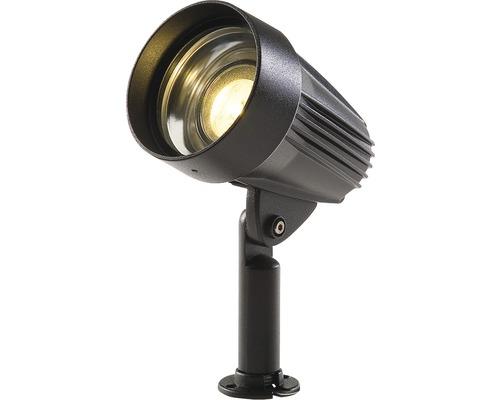 Borne extérieure LED Ancona GU5.3/5 W noir