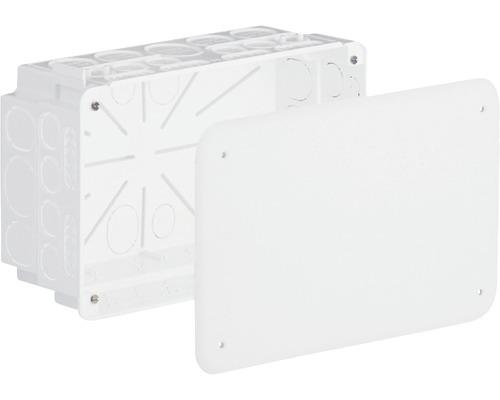 Boîte de dérivation avec couvercle 240x142x87mm Kaiser 109290