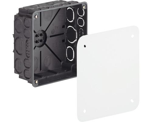 Boîte de dérivation avec couvercle 159x159x75mm Kaiser 109691