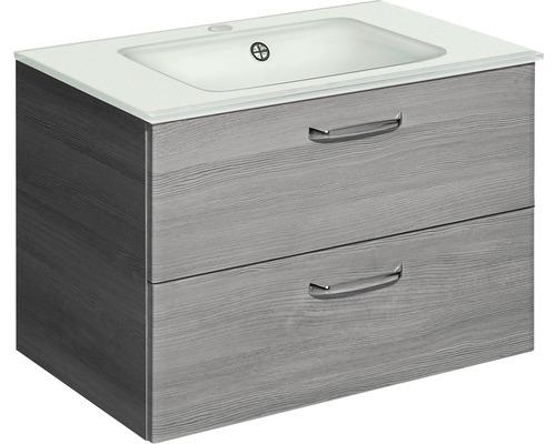 Kit de meubles de salle de bains Alika 54.5x45cm