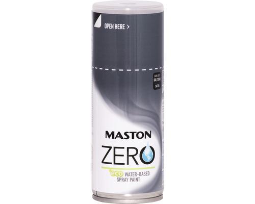 Laque à pulvériser Zero Maston gris foncé 150 ml