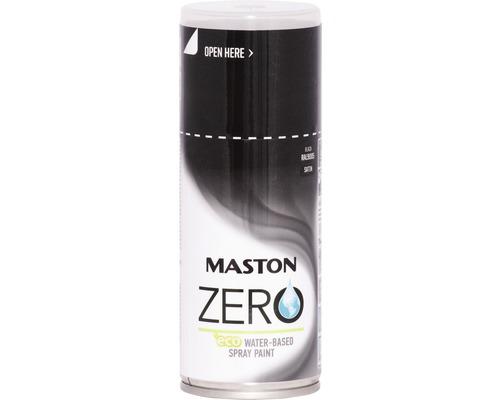Laque à pulvériser Zero Maston noir 150 ml