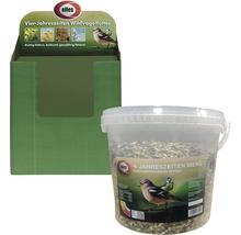 Wildvogelfutter elles 4-Jahreszeiten Menü Eimer 2,5 kg-thumb-0