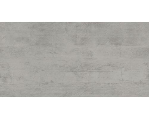 Carrelage sol et mur en grès cérame fin Cassero gris 30,2 x 60,2 cm