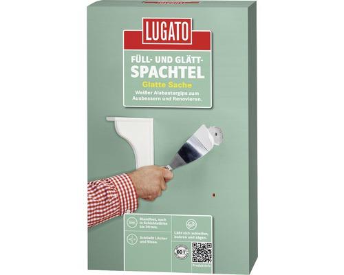 Füllspachtel/Glättspachtel Lugato Glatte Sache 1 kg