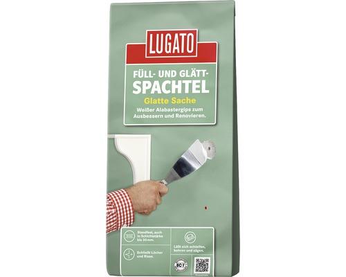 Füllspachtel/Glättspachtel Lugato Glatte Sache 2 kg