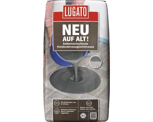 Enduit de rèagréage Lugato Neuf sur ancien 20 kg