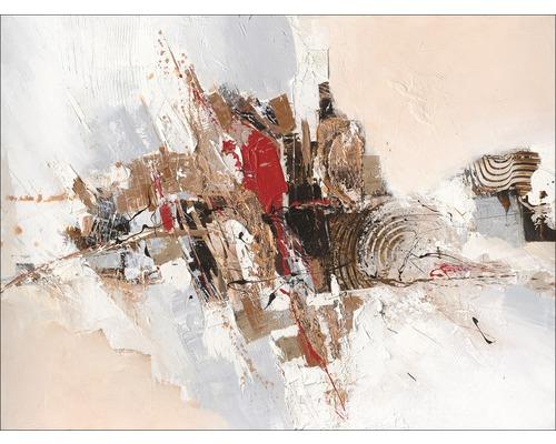 Tableau sur toile Elemente I 90x120 cm