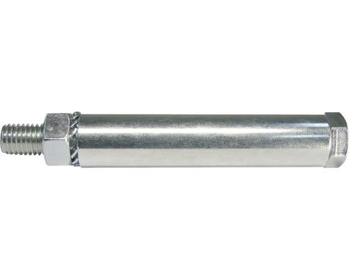 Tarrox Achszubehör für Müba Schubkarren, Rad 20 auf 14 mm, Nabe 88/100 mm