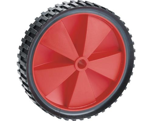 Tarrox PVC-Rad, bis 25 kg, mit Kunststofffelge und Stollenprofil, 150 x 30 x 12 mm