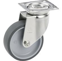 Roulette pivotante pour appareils de transport, jusqu''à 40 kg, 50 x 73 x 18 mm-thumb-0