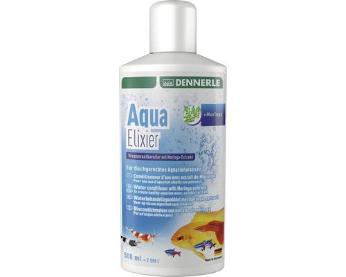 Préparateur d''eau Dennerle Aqua Elixier 500 ml