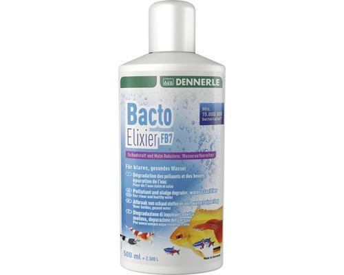 Bactéries de filtration DENNERLE Bacto Elixier FB7 500 ml