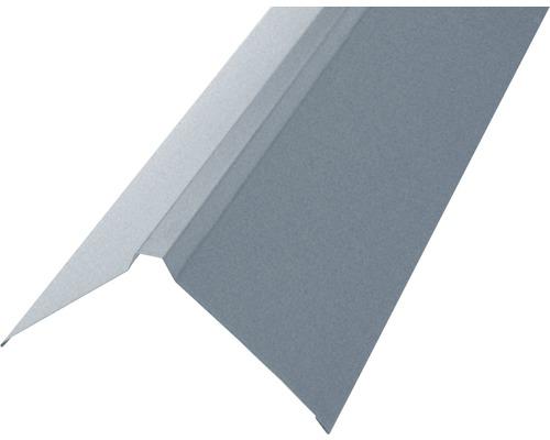 Faîtage droit PRECIT pour tôle trapézoïdale magnelis® 2000 x 95 x 95 mm