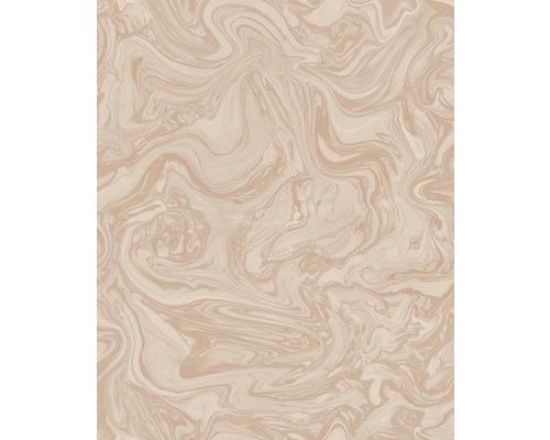 Papier Peint Intisse 100537 Pure Marbre Or Rose Hornbach Luxembourg
