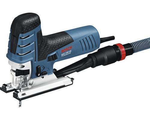 Scie sauteuse Bosch Professional GST 150 CE avec 3x lames de scie sauteuse (Speed for Wood) et boîte à outils