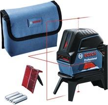 Kombilaser Bosch Professional GCL 2-15 inkl. 3 x 1,5 V-LR6-Batterie (AA) und Laserzieltafel-thumb-0