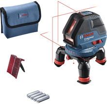Linienlaser Bosch Professional GLL 3-50 inkl. 4 x Batterie (AA) und Laserzieltafel-thumb-0