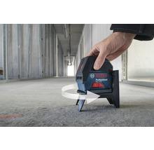Kombilaser Bosch Professional GCL 2-15 inkl. 3 x 1,5 V-LR6-Batterie (AA) und Laserzieltafel-thumb-1