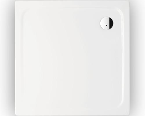 Duschwanne Kaldewei SUPERPLAN Mod.405-1, 90x110x2,5 cm weiß