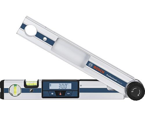 Mesureur d''angle Bosch Professional GAM 220 avec 4 piles (AA)