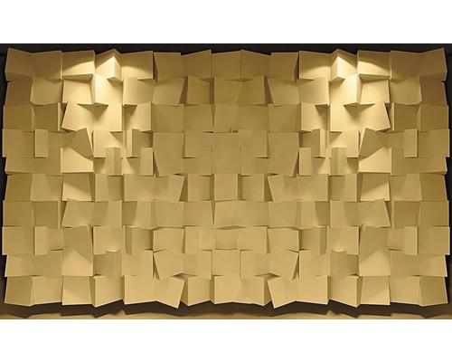papier peint photo papier briques 3d 254 x 184 cm hornbach luxembourg. Black Bedroom Furniture Sets. Home Design Ideas