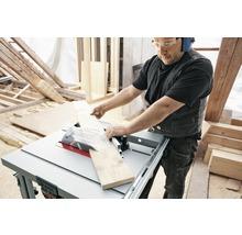 Tischsäge Bosch Professional GTS 10 J inkl. 1 x Kreissägeblatt (Optiline Wood, 254 x 2,8/1,8 x 30 mm, 24 Zähne) und Zubehör-thumb-4
