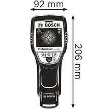 Ortungsgerät Bosch Professional Wallscanner D-tect 120 inkl. 4 x Batterie (AA), Adapter-thumb-5