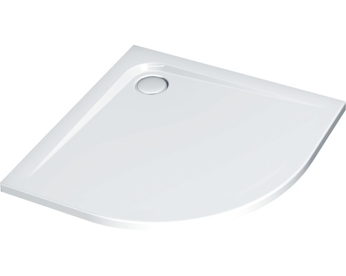 Duschwanne Ideal Standard ULTRA FLAT 90x90x13 cm weiß mit Styroporträger K162201