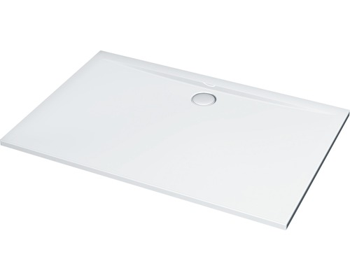 Duschwanne Ideal Standard ULTRA FLAT 140x80x13 cm weiß mit Styroporträger K163101