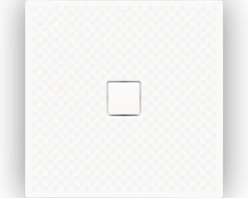 Duschwanne Kaldewei CONOFLAT Mod.790-1, 120x120x3,2 cm weiß mit Antislip