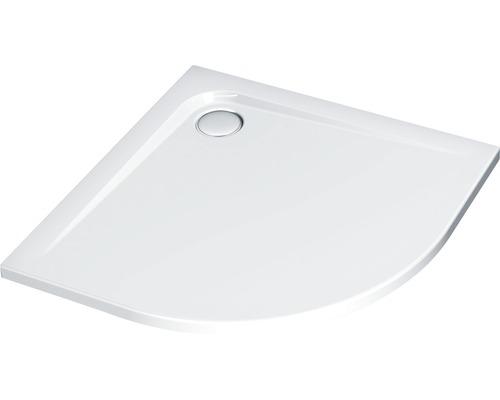 Duschwanne Ideal Standard ULTRA FLAT 80x80x4,7 cm weiß K193901
